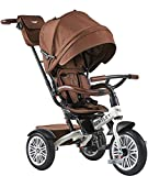 Cheap Bentley 6-in-1 Baby Stroller/Kids Trike (White Satin)