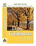 Daily Guideposts 2006, Various, 0824946480