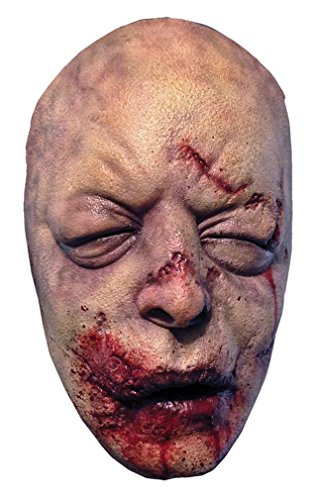 [Trick or Treat Studios Men's Walking Dead-Bloated Walker Face Mask, Multi, One Size] (Spirit Walker Costume)