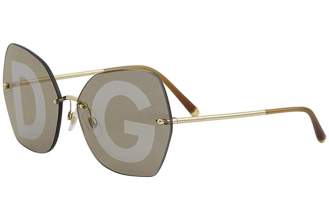 Amazon.com: Dolce & Gabbana Lucia DG - Gafas de sol para ...