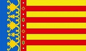 U24Bandera de Valencia 90x 150cm