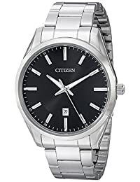 Citizen Men's BI1030-53E  Quartz Watch in Stainless Steel
