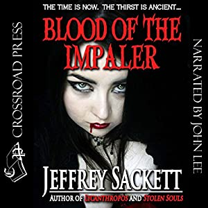Blood of the Impaler Audiobook