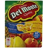Del Monte Peach and Fruit Salad Club Pack