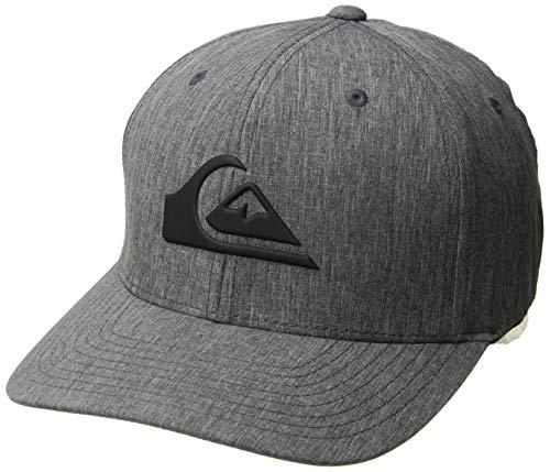 the best attitude db00b ce897 Quiksilver Men s Amped UP Trucker HAT, Black, 1SZ from Quiksilver