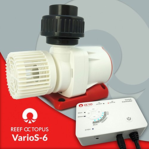 Reef Octopus VarioS-6 Controllable DC Circulation Pump