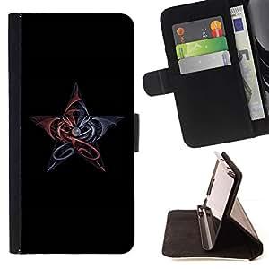 For HTC Desire 820 Case , Antiguos dragones mágicos- la tarjeta de Crédito Slots PU Funda de cuero Monedero caso cubierta de piel