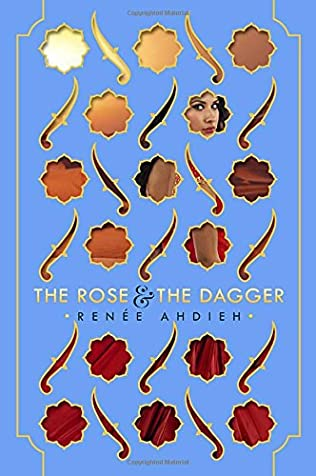 book cover of The Rose and the Dagger