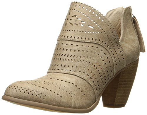 Not Rated Women's Cinati Ankle Bootie Cream sale cost cheap sale real best place online newest online clearance best place 2rRHwJ5U