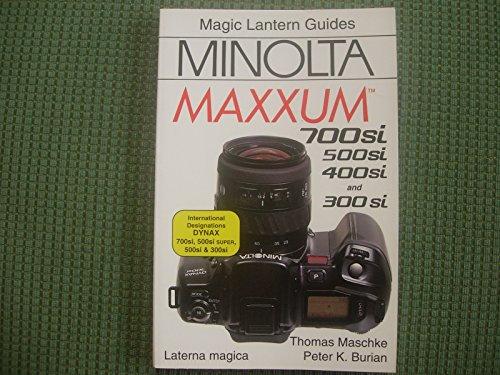 Minolta Maxxum 300si - 2