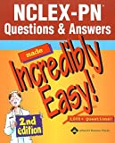 NCLEX-PN Questions and Answers, Springhouse, 1582558191