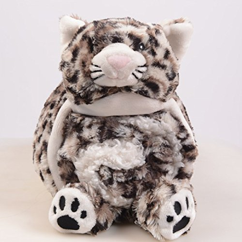 little-miracles-baby-blanket-plush-spotted-leopard-cat-snuggle-me-sherpa