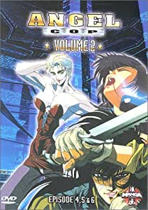 Angel Cop - Vol. 2 [Francia] [DVD]: Amazon.es: Ichiro Sakano ...
