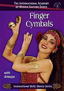 Learn Finger Cymbals with Ansuya - Belly Dance Lesson DVD
