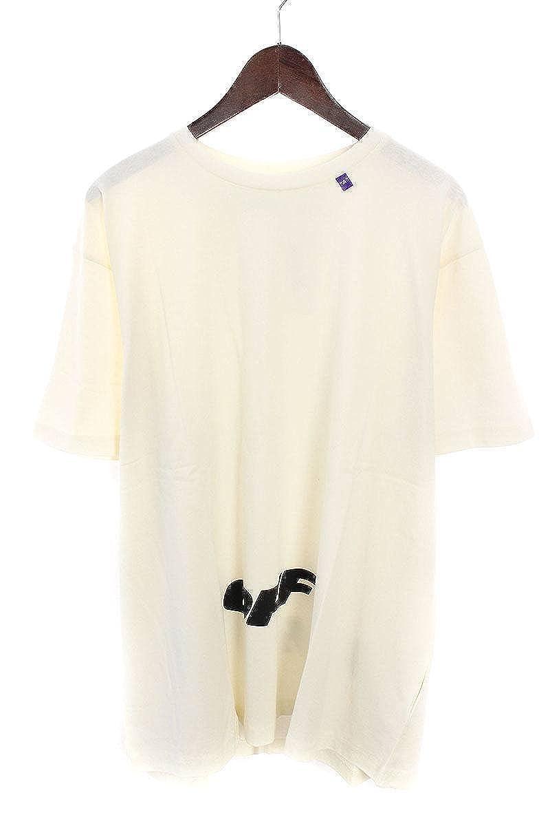 (オフホワイト) OFF-WHITE 【18AW】【WING OFF S/S T-SHIRT】ロゴプリントオーバーサイズTシャツ(S/ホワイト) B07FQG6JRG