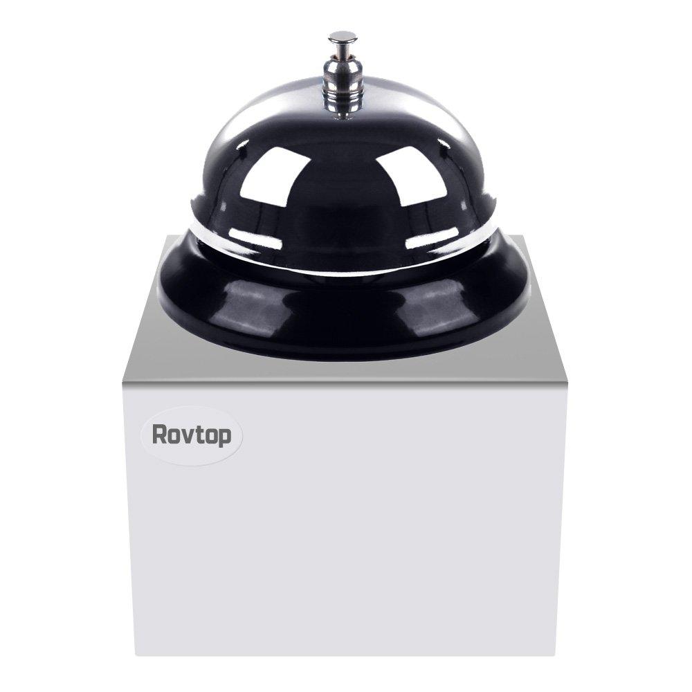 Rovtop Sonnette de Comptoir Sonnette de Service Sonnet de R/éception