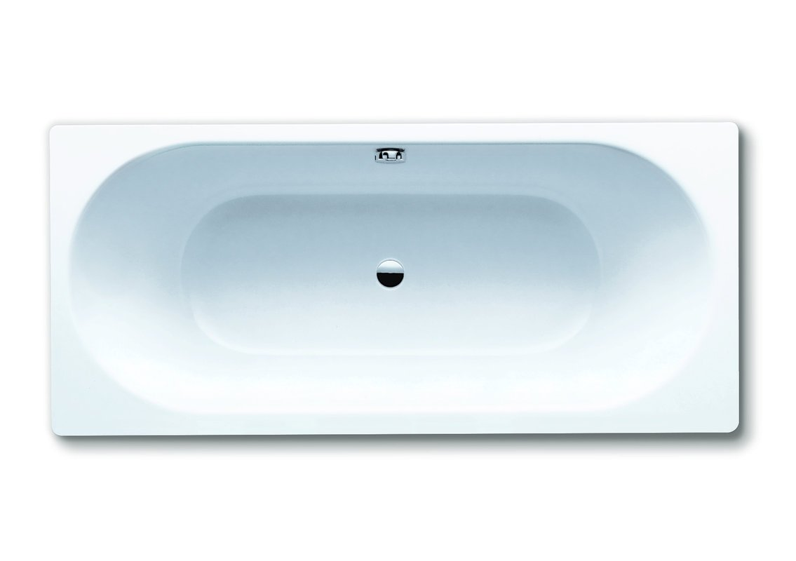 Kaldewei 132 Centro Duo Drop-in Tub, White - Bathtubs - Amazon.com