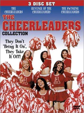 The Cheerleaders Collection: The Cheerleaders (1973) / Revenge Of The Cheerleaders (1976) / The Swinging Cheerleaders (Richard Sanders Ace)