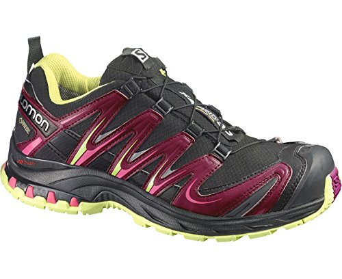 GTX Shoes Competition Women's Xa Running 3D Salomon Pro Black qnw1tPXx0