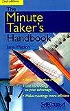 The Minute Taker's Handbook, Jane Watson, 1551802368