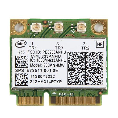 IBM Intel 6300 AGN PCI-E N WLAN Intel Ultimate-N 6300agn 802,11 A Karte/B/G/N 2,4 gHz und 5,0 gHz Spectra 572511-001