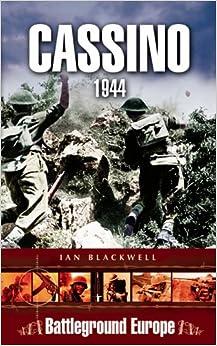 Book Cassino 1944 (Battleground Europe)