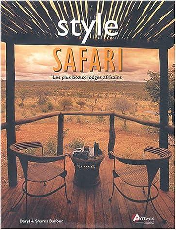 Lire en ligne Style safari pdf