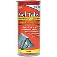 Condensate Pan Treatment,12 Tabs, Red