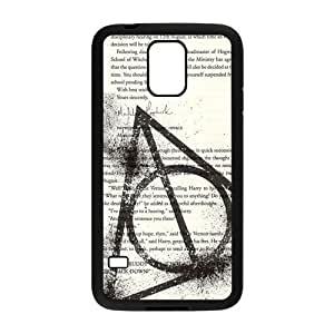Fashion Hardshell Snap-on Back Cover Case for Samsung Galaxy S5 - Harry Potter