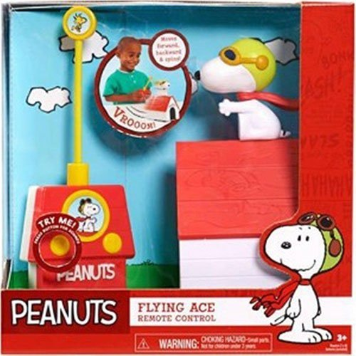 Buy the peanuts movie flying ace remote control