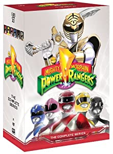Amazon.com: Mighty Morphin Power Rangers: The Complete Series: Richard