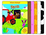 img - for On the Farm (Who s Hiding? Books) book / textbook / text book