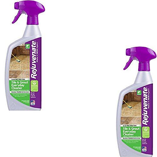 Rejuvenate Non-Toxic Bio-Enzymatic Safe and Scrub Free Tile