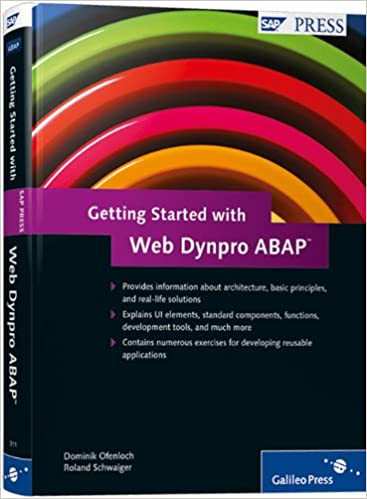 Getting Started with Web Dynpro ABAP