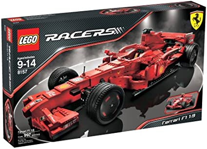 Lego Technic Ferrari F1 Car