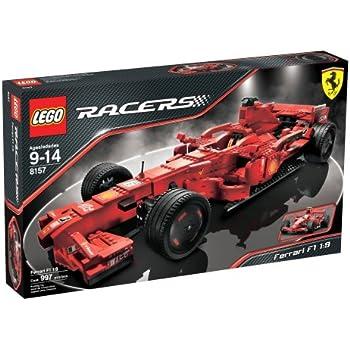 lego racers ferrari f1 1 9 toys games. Black Bedroom Furniture Sets. Home Design Ideas