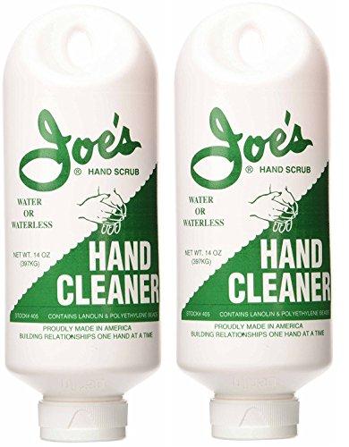 Joe's Hand Cleaner 405 Hand Cleaner Scrub 14oz 2 Pack