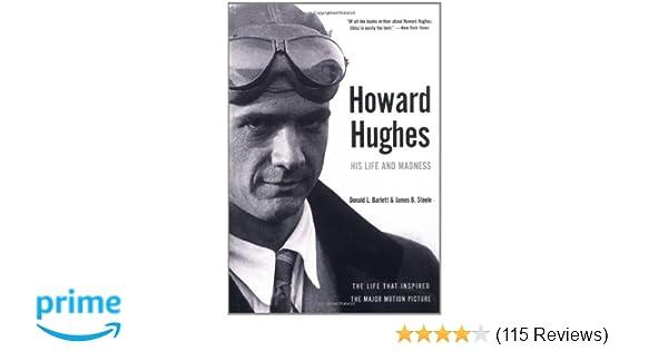 howard hughes mental disorder