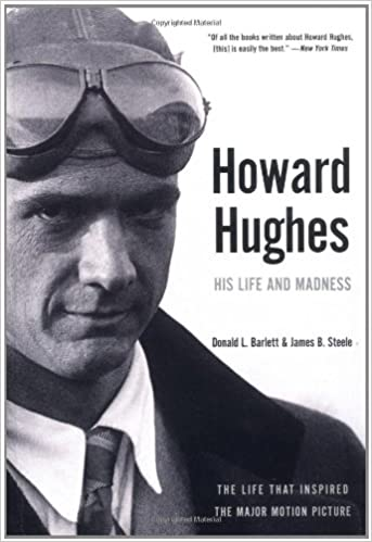 howard hughes biography reviews on spirit