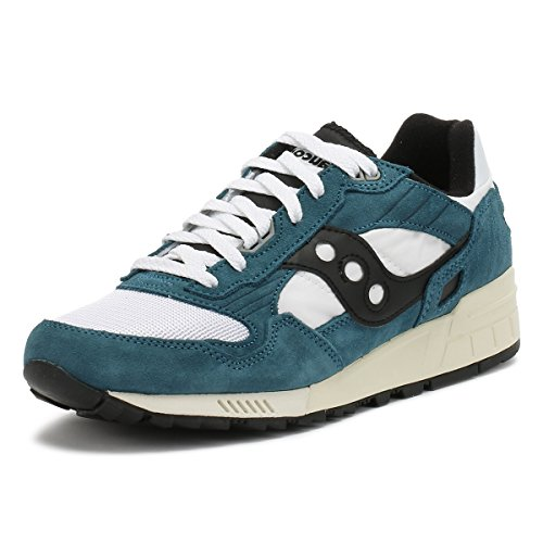 Homme Black Vintage Vert Shadow Saucony White Trainers 5000 Teal dtHwqq8