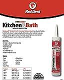 Red Devil 0406 Duraguard Kitchen & Bath Siliconized