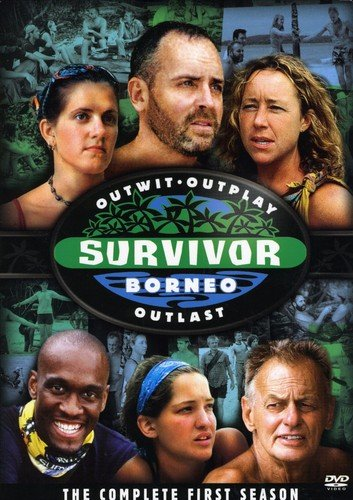 Survivor - The Complete First Season by Paramount Home Video