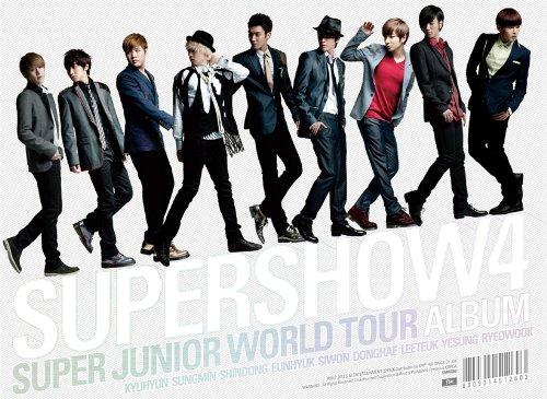CD : Super Junior - Supershow 4 (3 Disc)