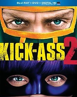 Kick-Ass 2 (Blu-ray + DVD + Digital HD UltraViolet) by