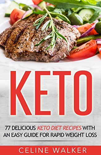 Keto Delicious Recipes Included Cookbook ebook product image