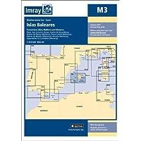 Imray Chart M3: Islas Baleares - Formentera, Ibiza