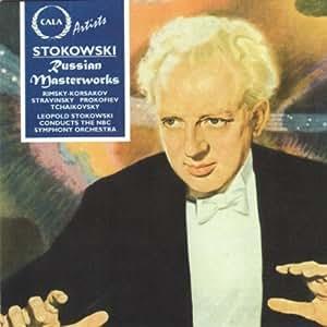 Russian Masterworks ~ Stokowski