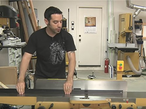 Jointer Setup