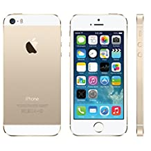 Apple iPhone 5S - 16GB Unlocked (Gold)