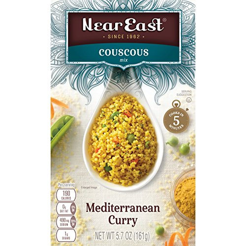 Curry Couscous - Near East Meditteranean Curry Couscous, 5.7 oz